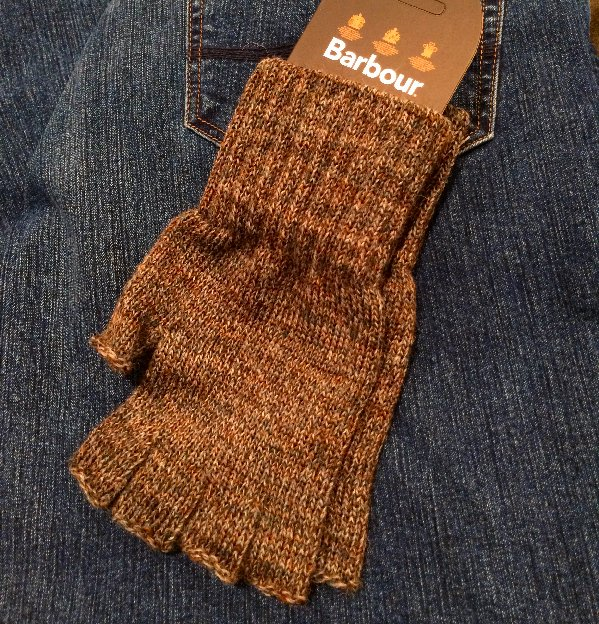 Barbour gloves 2