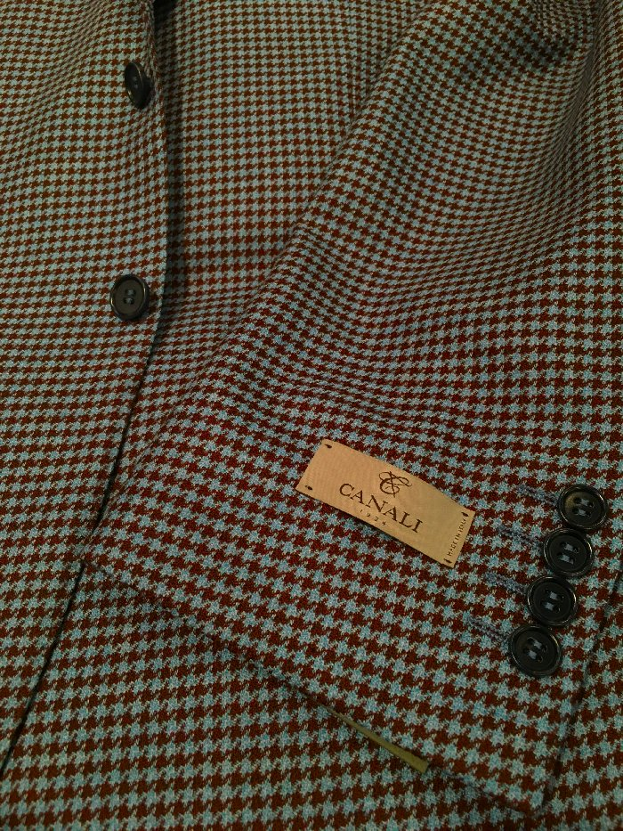 Canali houndstooth