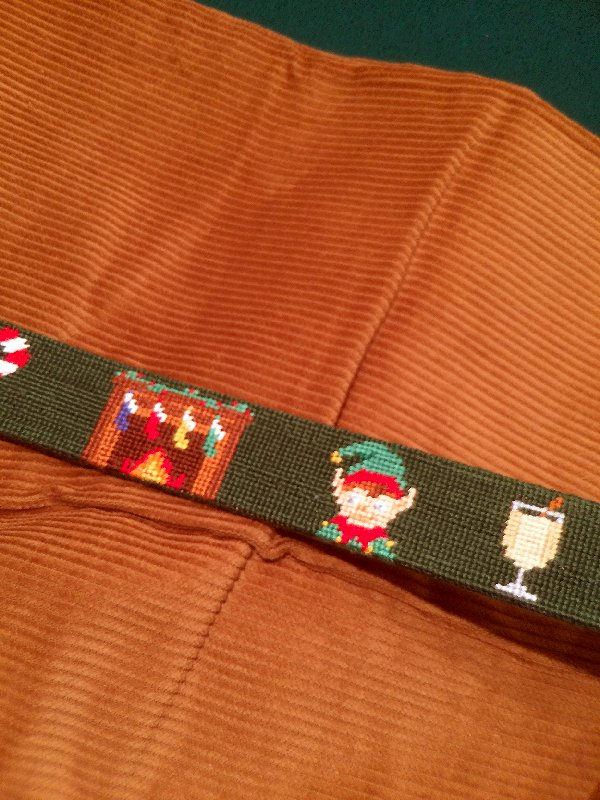 Holiday Belt 4