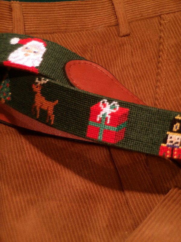 Holiday Belt 6