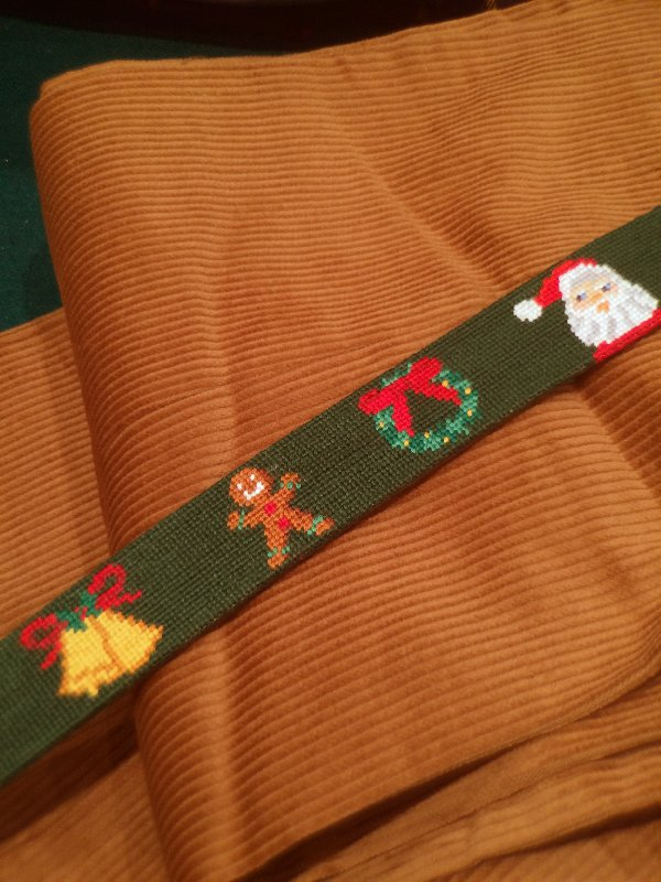 Holiday belt 3