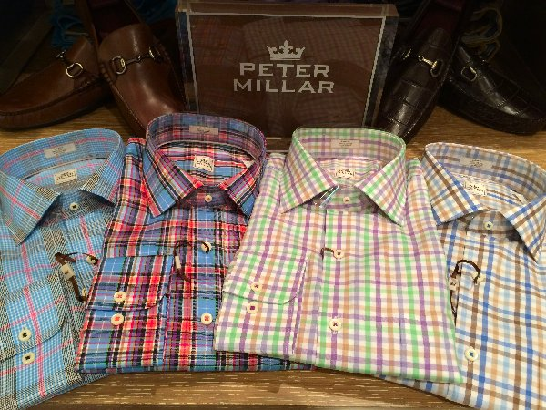Millar sport shirts group
