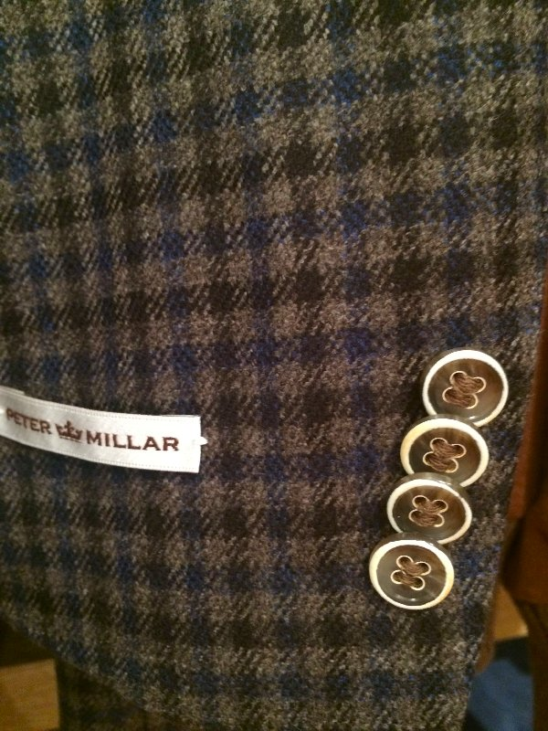 Peter Millar sleeve